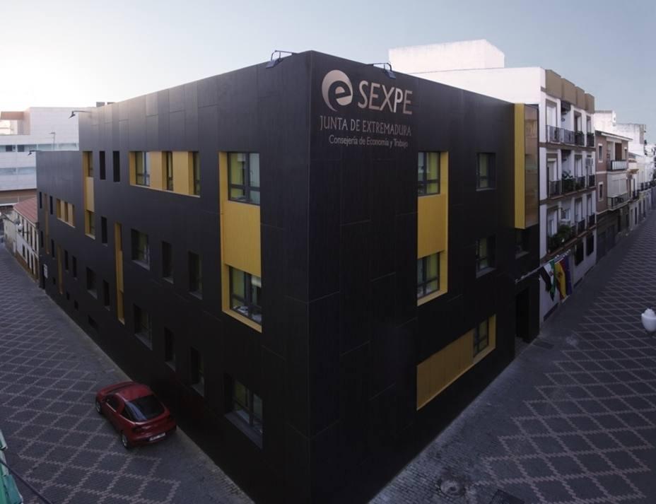 Oficinas del SEXPE en Mérida. Archivo