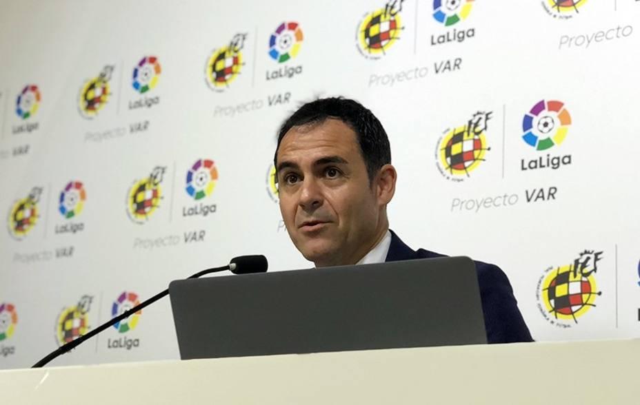 Velasco Carballo: Nuestro objetivo es luchar por el error cero