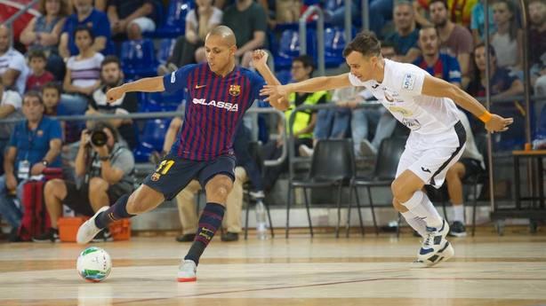 (Crónica) El Barça Lassa, nuevo líder tras el tropiezo de ElPozo Murcia