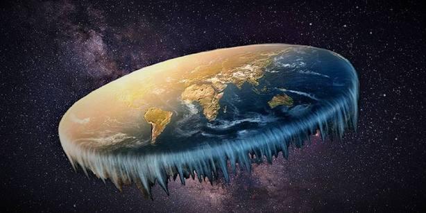 Los terraplanistas defienden que la Tierra es plana