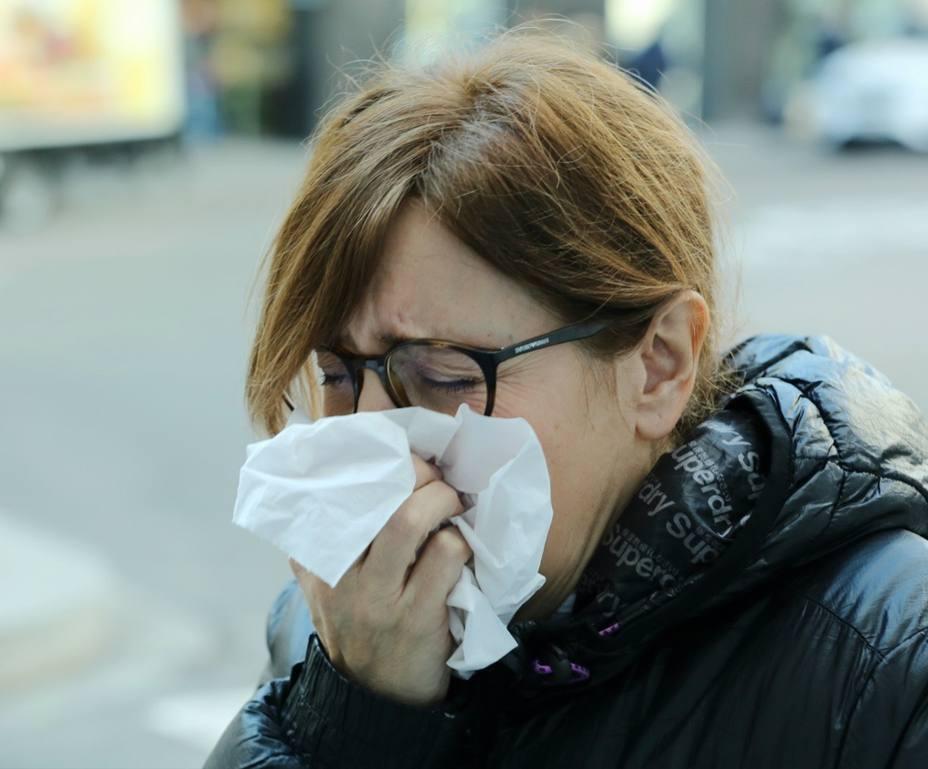 La epidemia de la gripe sigue aumentando lentamente en España, y su mortalidad se eleva un 6% sobre lo esperado