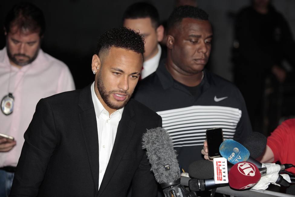 Neymar: La verdad aparece tarde o temprano