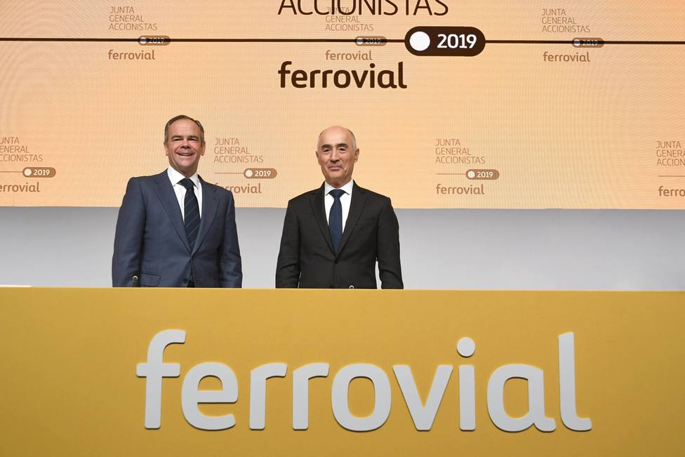 El fondo británico TCI supera la cota del 3% en el capital de Ferrovial