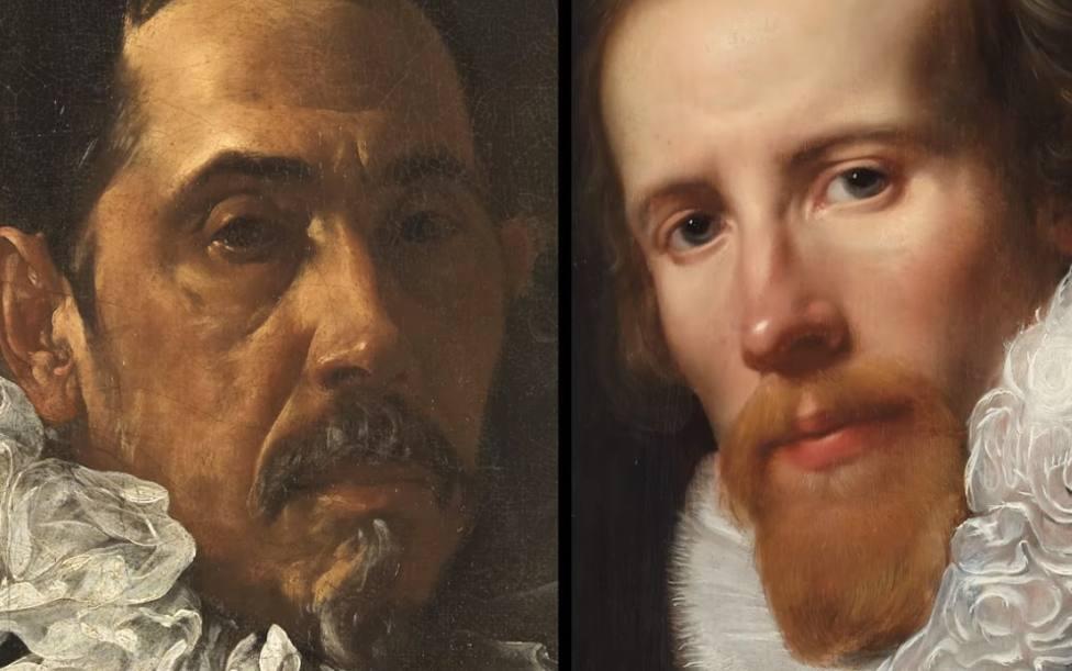 Velázquez, Rembrandt y Vermeer. Miradas afines