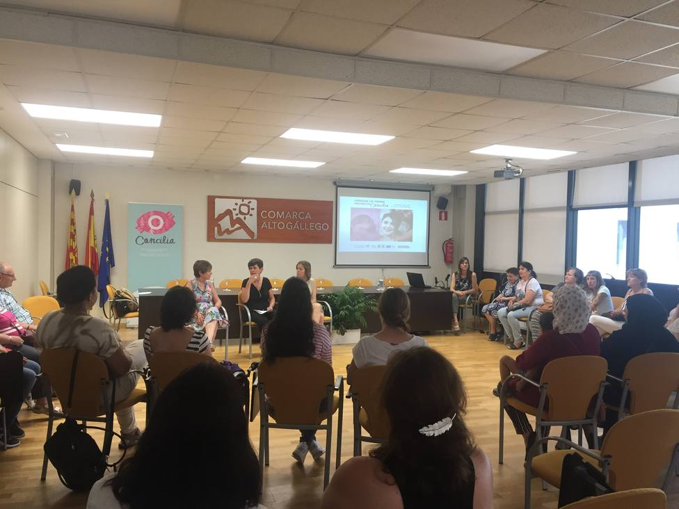 Cursos CONCILIA dirigidos a mujeres en riesgo de exclusión social