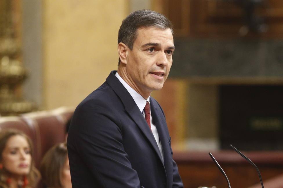 Sigue en directo el COPE.es el debate de investidura de Pedro Sánchez