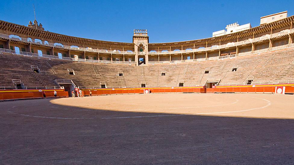 El Coliseo Balear volverá a abrir sus puertas este viernes para volver a celebrar un festejo taurino
