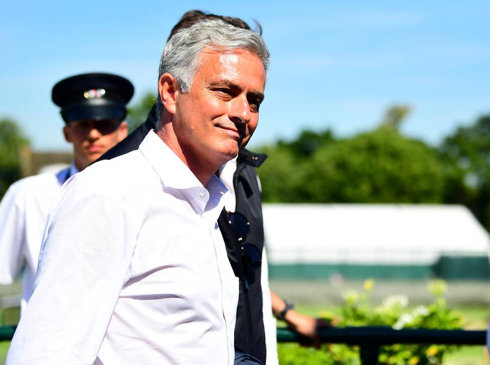 José Mourinho: Decirle que no al Real Madrid una vez es difícil, dos es muy difícil y tres es imposible