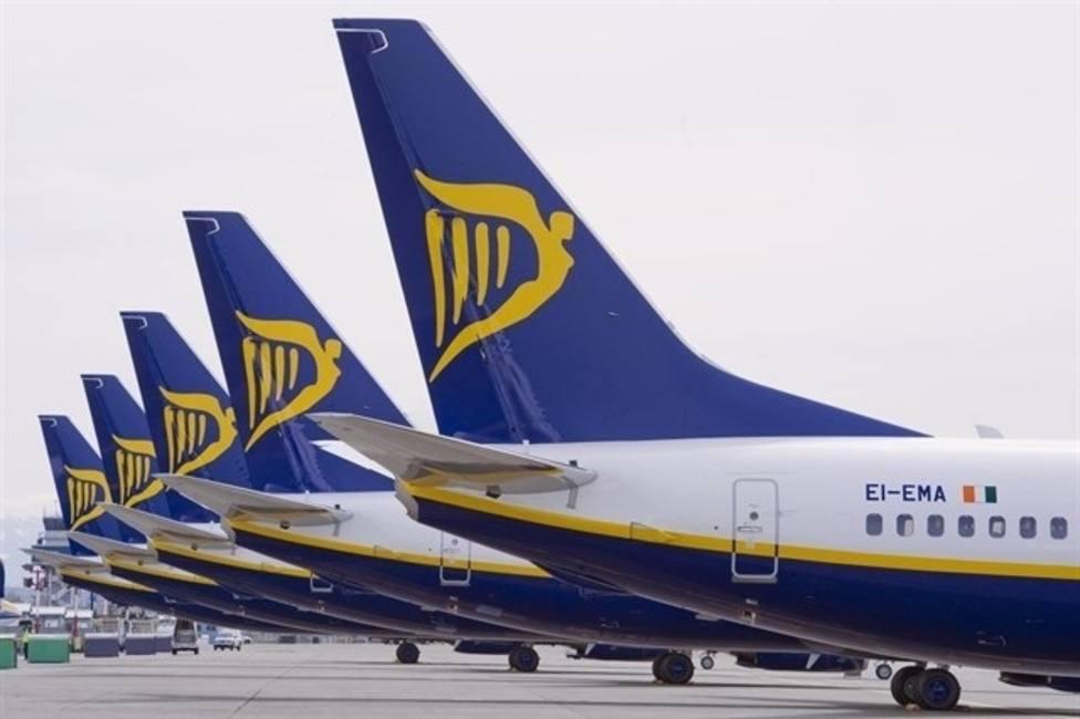 Ryanair anuncia el cierre de sus bases de Gran Canaria, Tenerife, Gerona y Lanzarote
