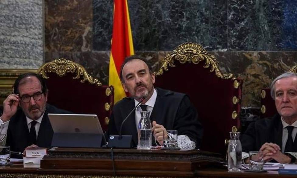 Manuel Marchena, presidente del tribunal que juzga el procés