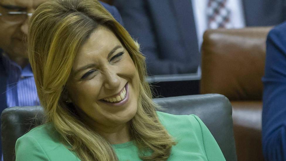 Susana Díaz de nuevo embarazada esta vez de una niña