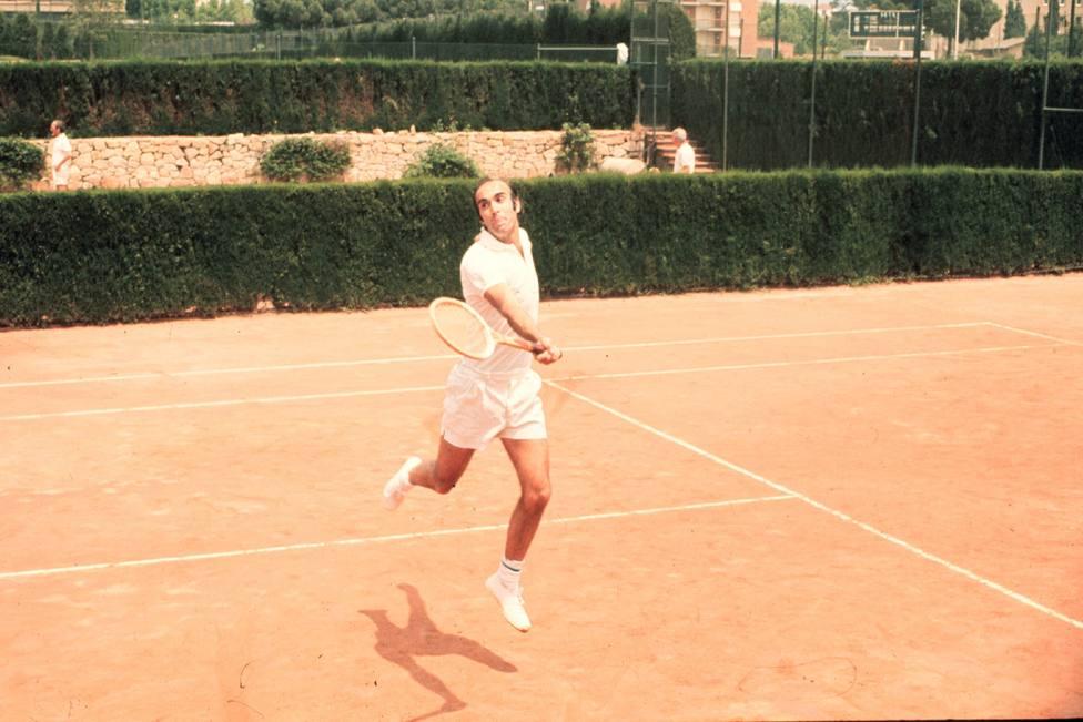 Así se convirtió Andrés Gimeno en el ganador más veterano de Roland Garros
