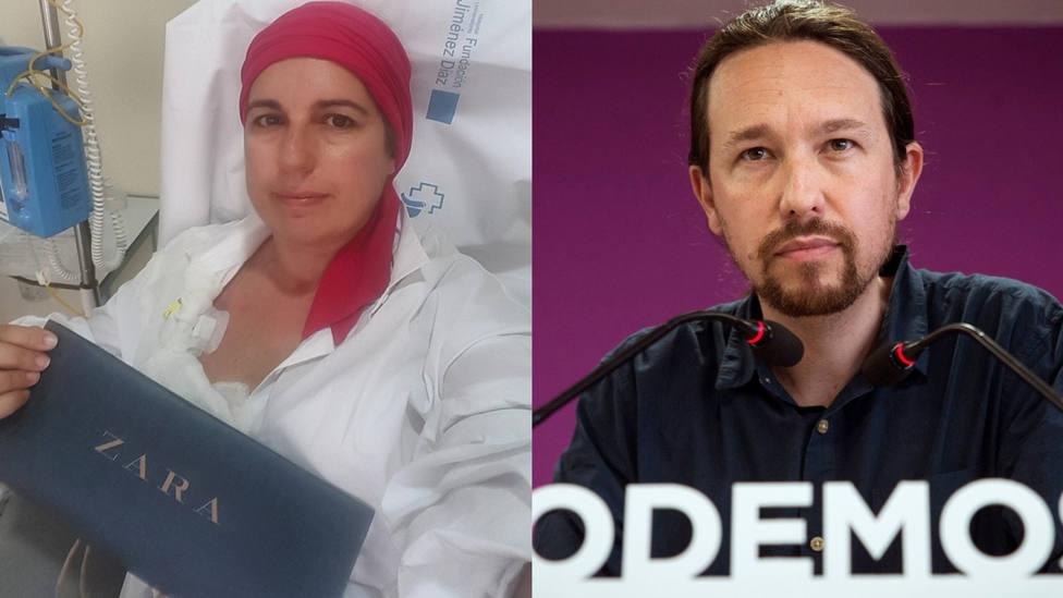La carta de una enferma de cáncer que dejó hundido a Iglesias por las donaciones de Amancio Ortega