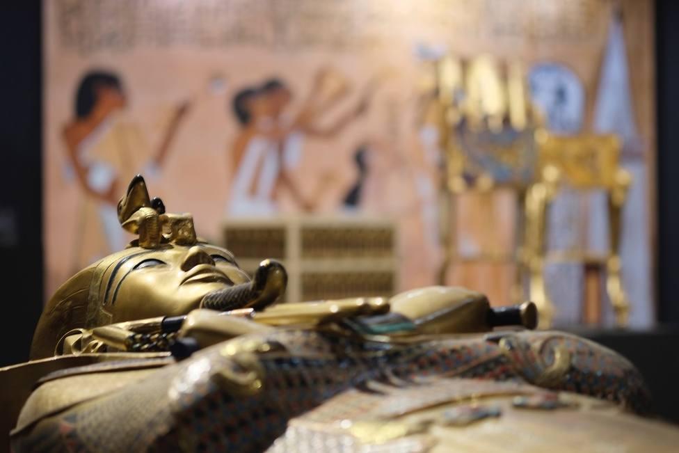 La leyenda de Tutankamón, el faraón niño