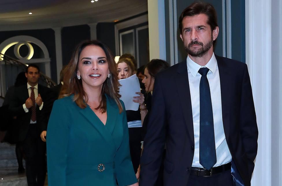 Chenoa desvela como van los preparativos de su boda con Miguel Sánchez Encinas