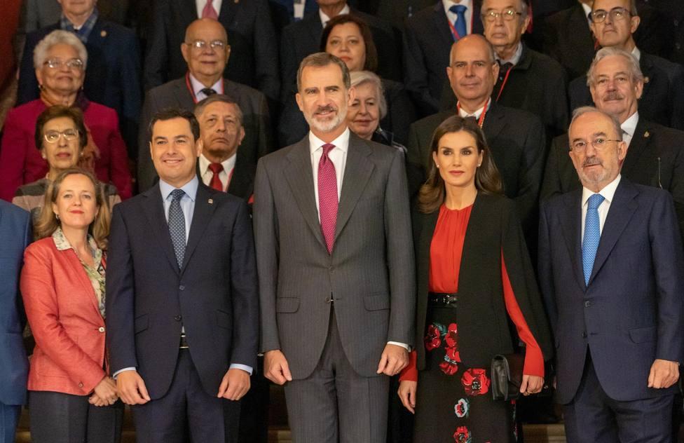 SSMM los Reyes Felipe y Letizia