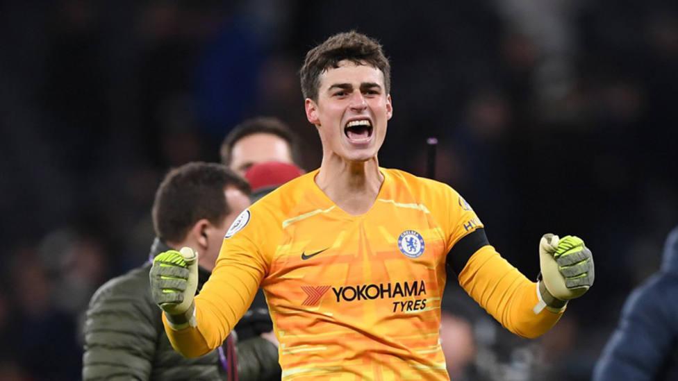 Kepa tiene muy difícil volver a jugar de titular en el Chelsea