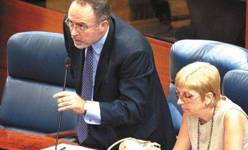 """¿Qué fue el tamayazo cuando Simancas llamó """"golpistas"""" a la oposición?"""