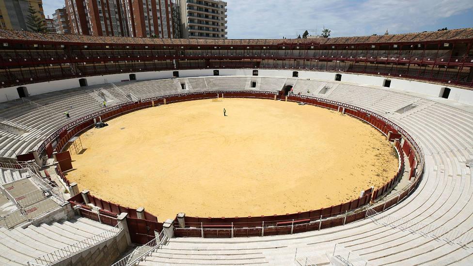 La plaza de toros de La Malagueta se quedará sin los festejos taurinos de su Feria de Agosto