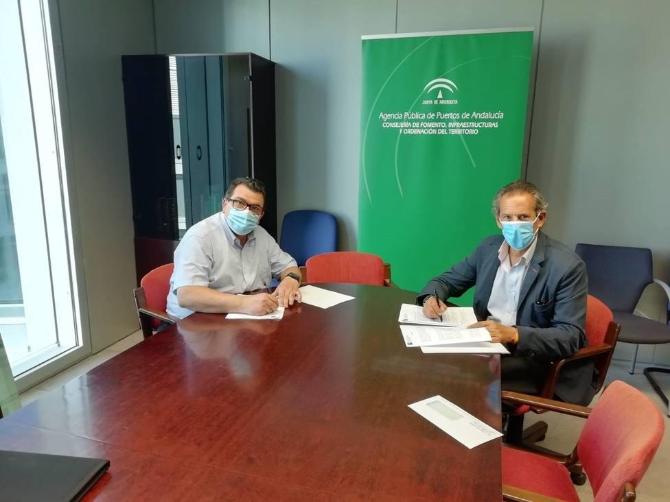 La Junta firma un contrato para la venta de una parcela en el Área Logística de Córdoba