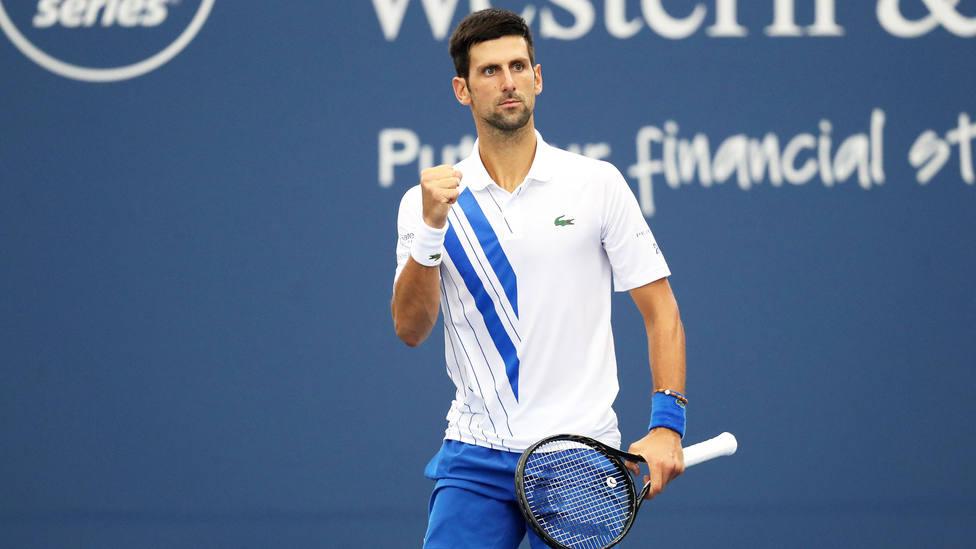 Djokovic aún más líder del ránking mundial de la ATP tras la victoria en Cincinnati