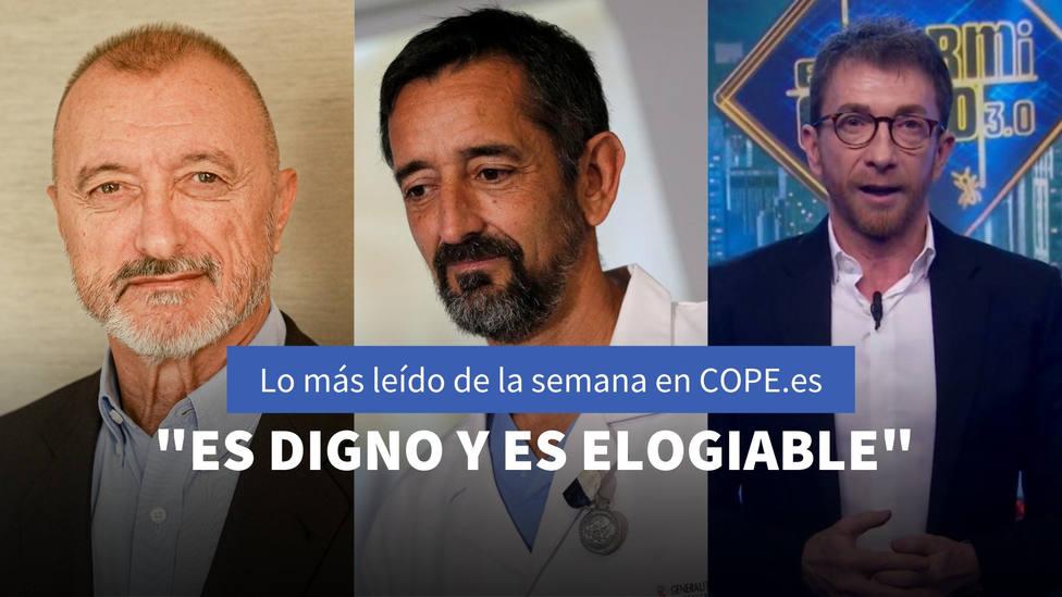 Las palabras del doctor Cavadas en defensa de Amancio Ortega, entre lo más leído de la semana