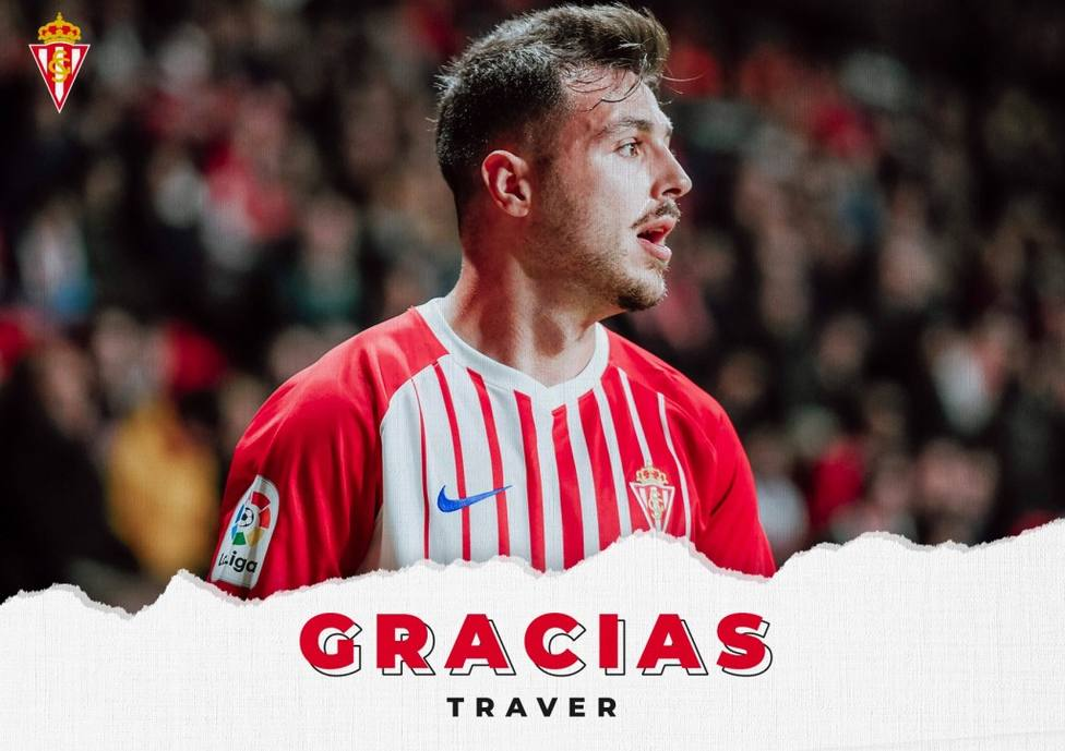 Álvaro Traver deja de pertenecer al Sporting