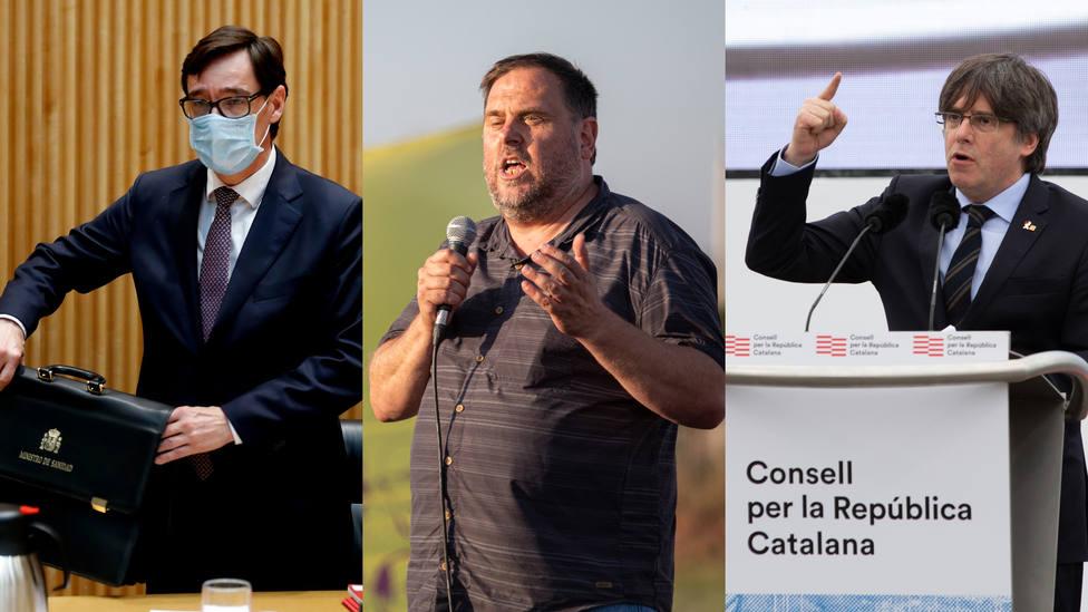 ¿Quiénes serán los candidatos a las elecciones de Cataluña?