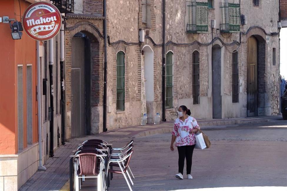 Íscar y Pedrajas una semana más confinados, la quinta desde agosto