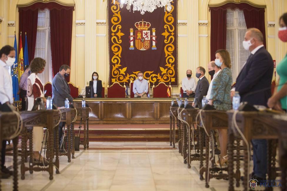 Melilla, con 626 contagios y la mayor tasa de positividad por la covid-19 en España