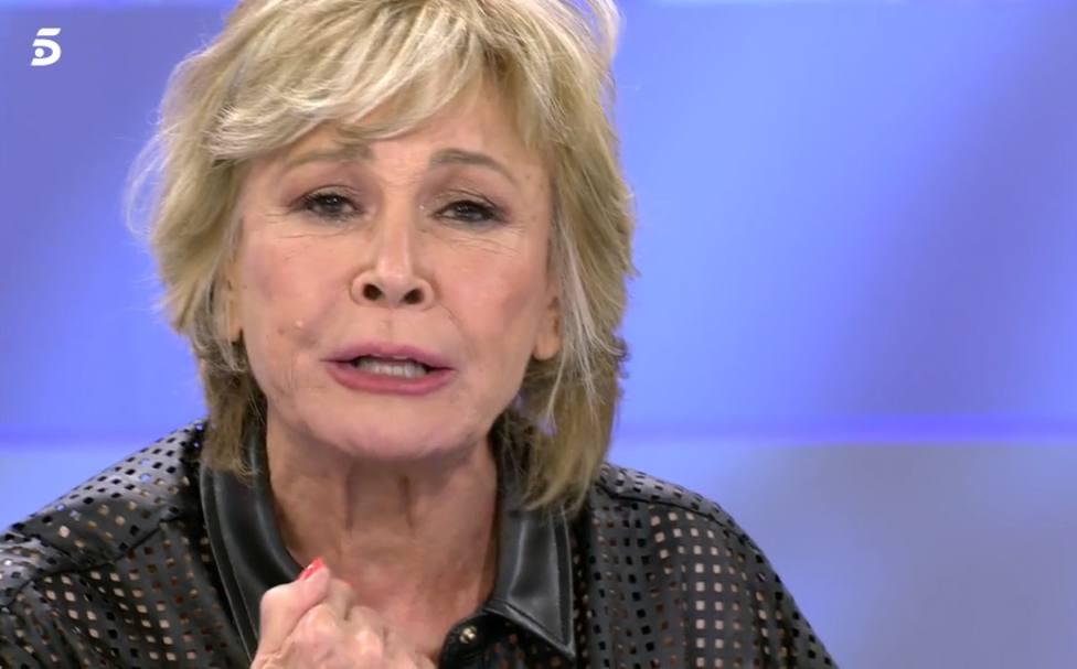 Mila Ximénez en Sálvame (Telecinco)