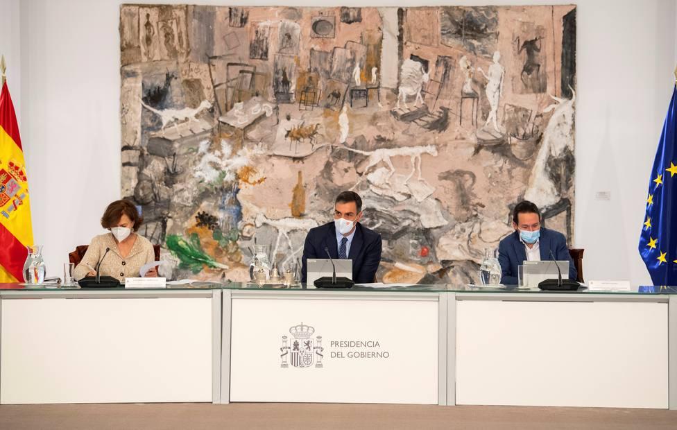 Arranca el Consejo de Ministros extroardinario para declarar un nuevo estado de alarma