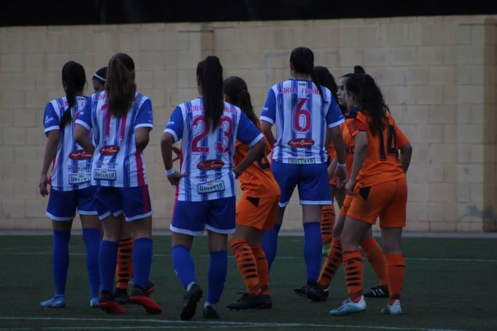 Atlético Aspe - Lorca Féminas, domingo a las 11.30 horas