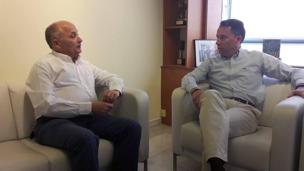 El ex concejal de CS Antonio Meca lleva al juzgado al ex alcalde Fulgencio Gil por los contratos de feria