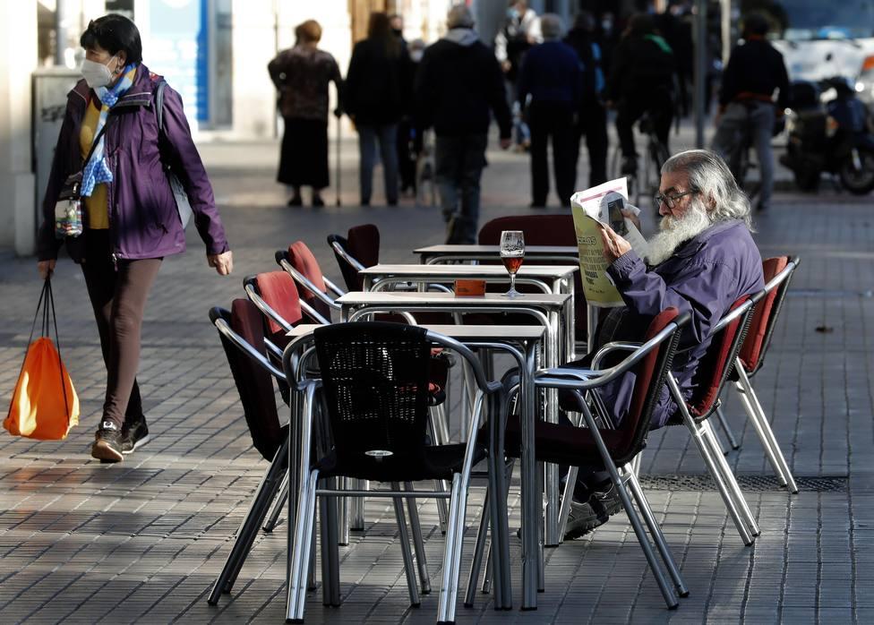 Así evolucionan los contagios de COVID en las provincias españolas