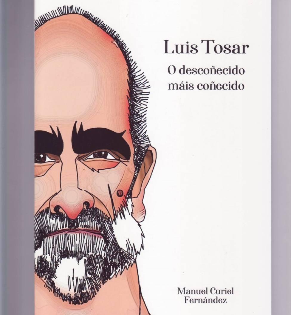 Publican un libro de homenaje a Luis Tosar
