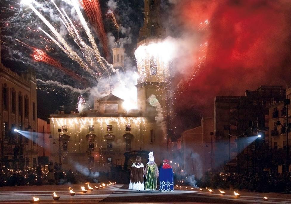 Alcoy (Alicante) únicamente celebrará este año la Adoración de su cabalgata, la más antigua de España