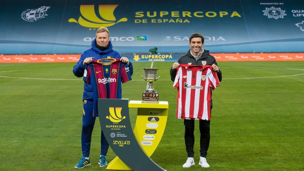 Sigue este domingo desde las 12:00 Tiempo de Juego con la Supercopa de España y la Copa del Rey