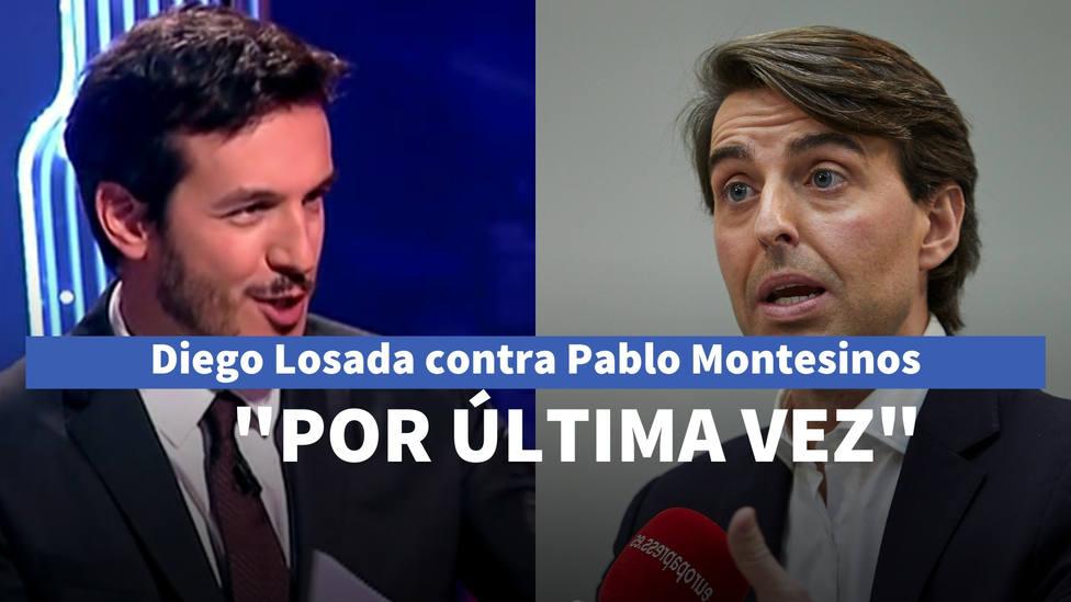 """Diego Losada se rebela contra Montesinos en TVE tras criticar a la nueva ministra de Sanidad: """"Por última vez"""