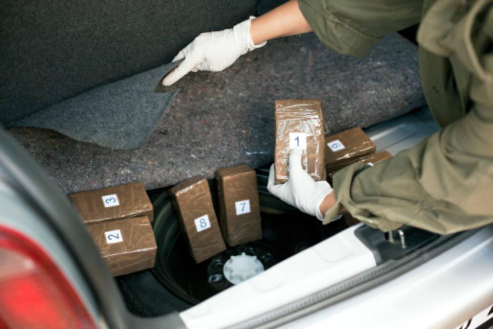 Detenidas 18 personas en una operacion antidroga en Andalucía y Cáceres