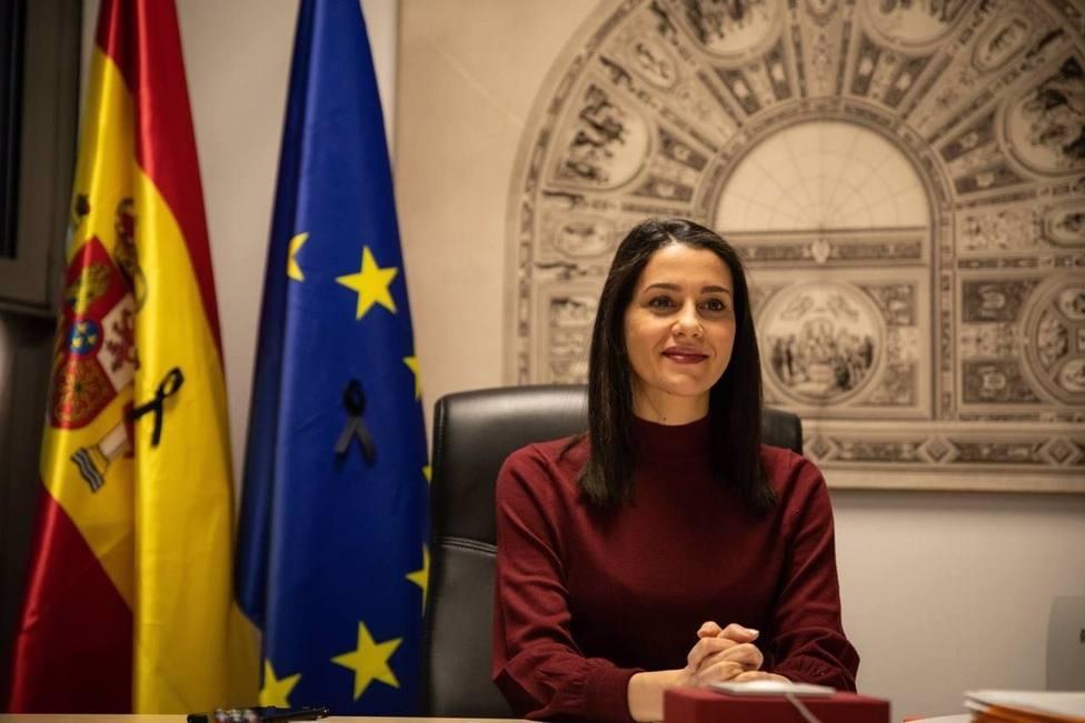 Arrimadas y eurodiputados de Cs preparan una ofensiva contra las mentiras del independentismo en Europa