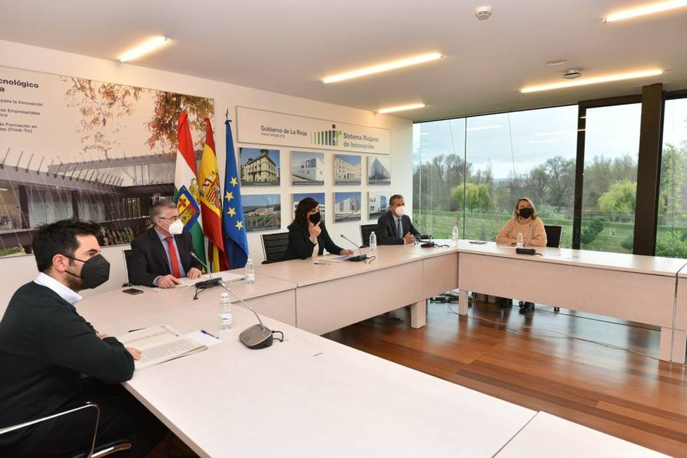 La Fundación Riojana para la Innovación (FRI) cambia de nombre y pasa a ser pública