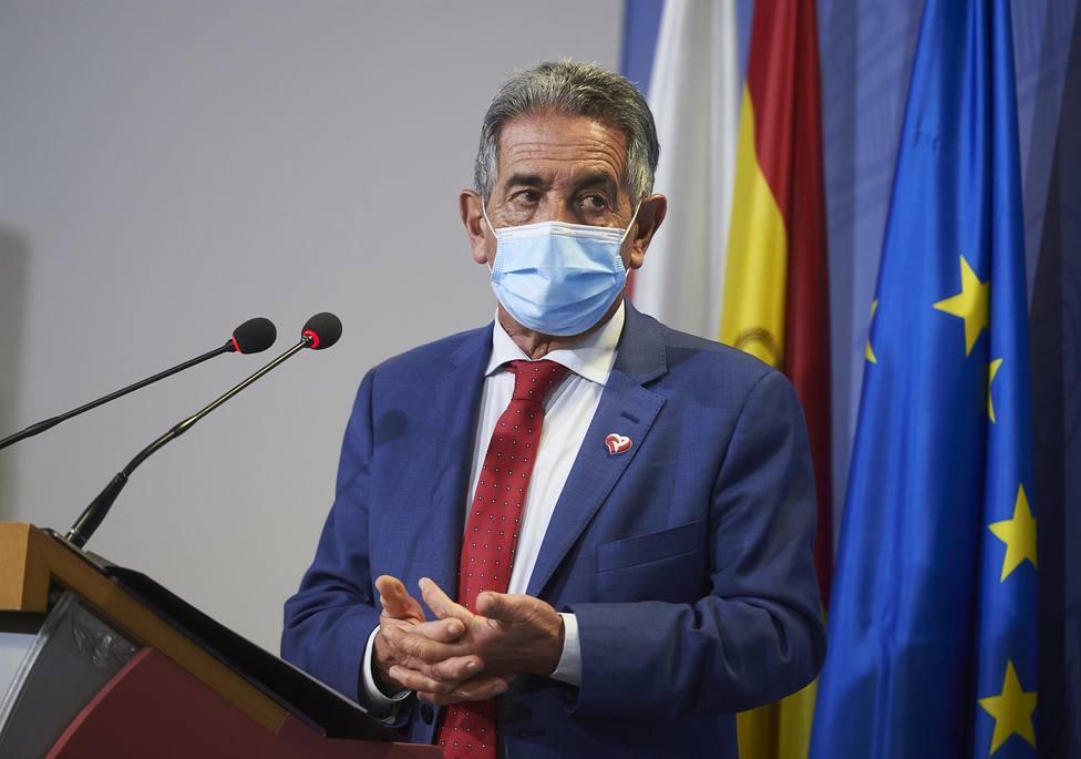 Revilla  hay que empezar a abrir España y convivir con el virus