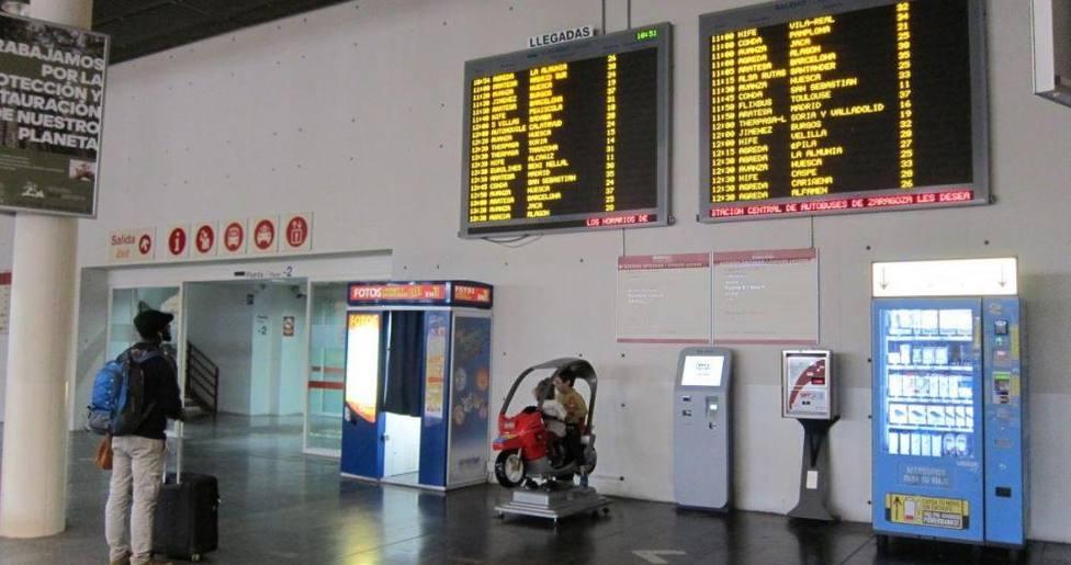 Estación Delicias Zaragoza