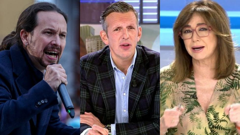 Joaquín Prat se despacha a gusto contra Iglesias tras sus ataques a Ana Rosa: Quiero recordarles