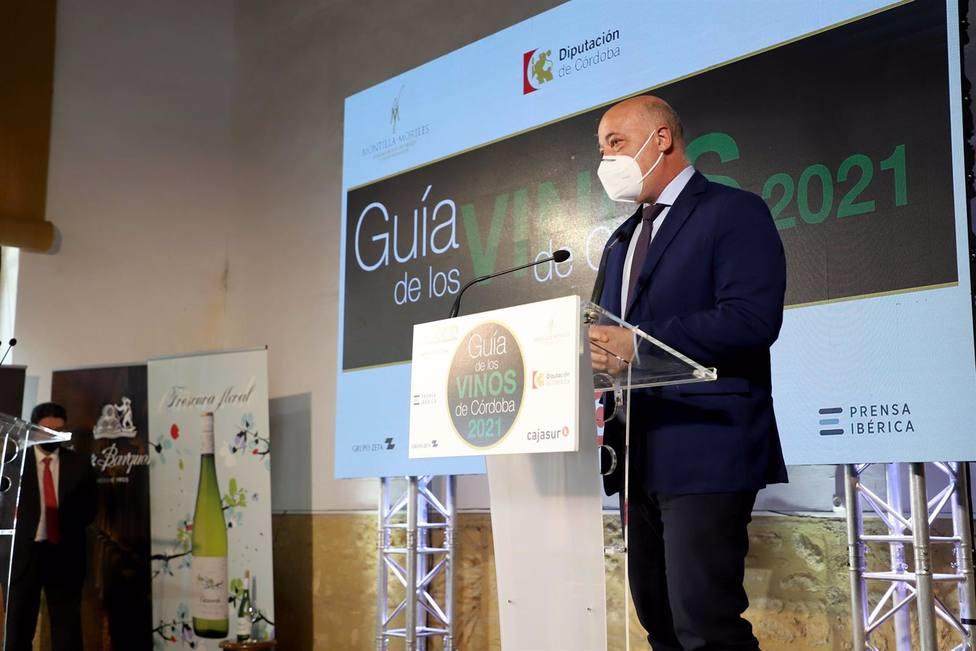 Antonio Ruiz señala la innovación y la proyección de los vinos como claves para el futuro del sector