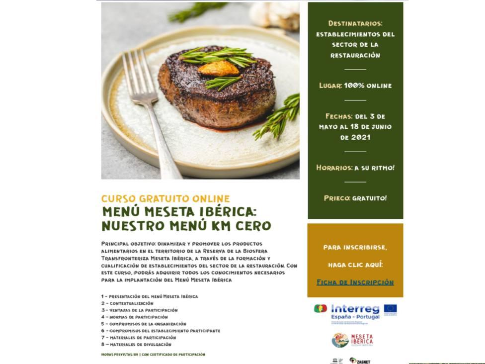 Menú Meseta Ibérica