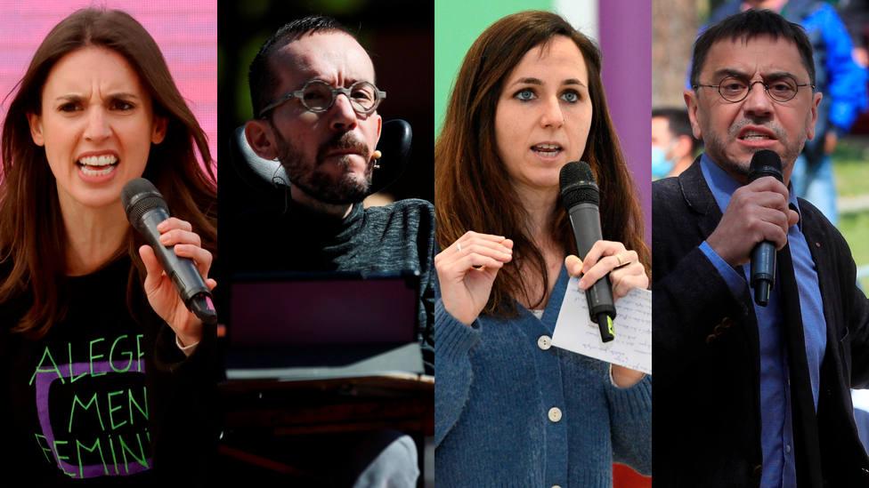 La incógnita del liderazgo en Podemos: secretario general no es igual a candidato