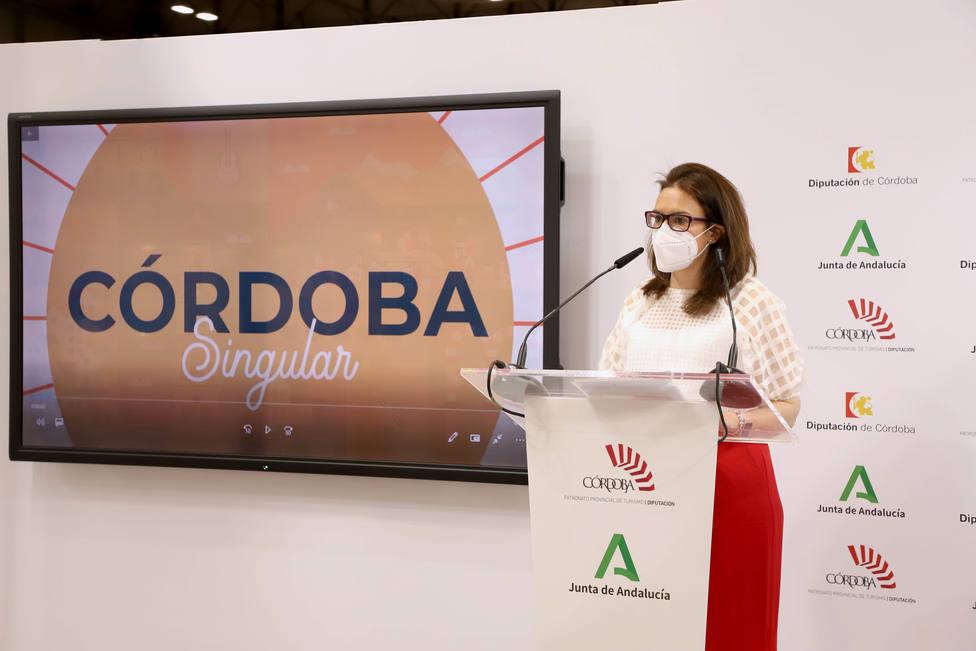 El Patronato de Turismo presenta en Fitur 'Córdoba singular', enfocada a recuperar el turismo de cercanía