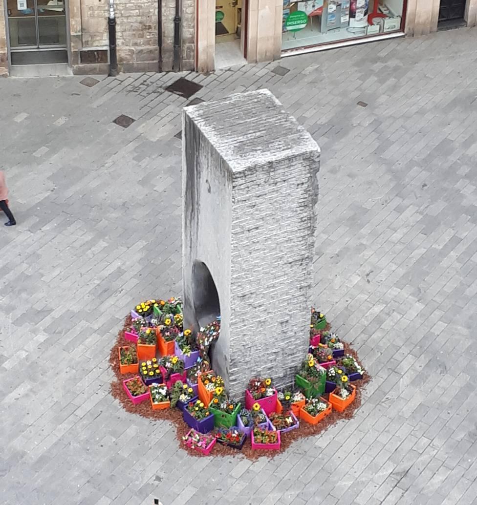 La Mirada, de Agustín Ibarrola